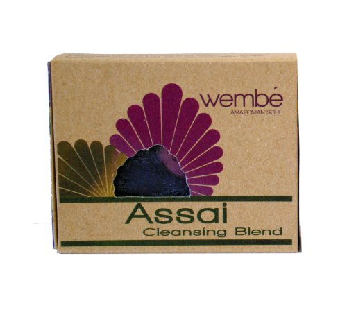 Wembe Antioxidant Cleansing Blend, Acai, 2 Count