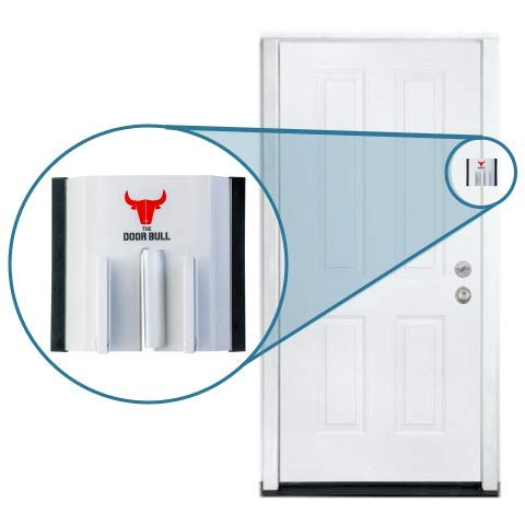 The Door Bull - Door Barricade Lock Out Security Device, Add Extra, High Security to Your Home - an Innovative Solution from The Law Enforcement Experts by The Door Bull (Image #5)