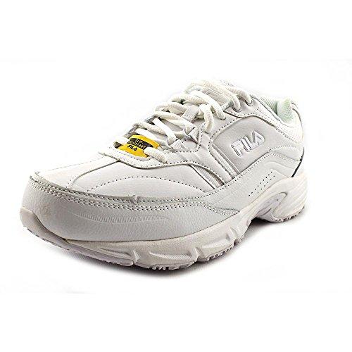 Fila Men's Memory Nonslip Trainer,White/White/White,US 10.5 M ()
