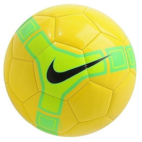 NIKE Strike Barclays Premier League Balón de Fútbol (Omni Amarillo ...