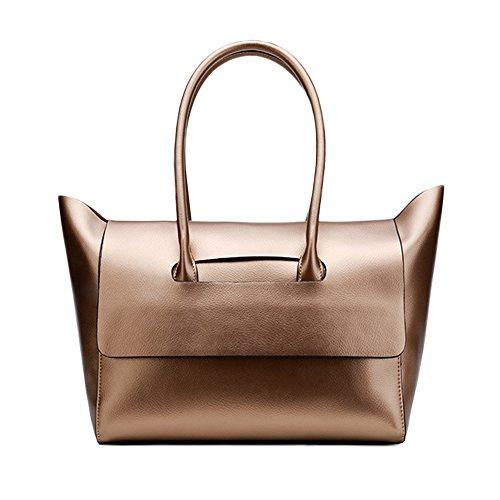 Sheli Large Purse Tote Bag Big Handbags for Women Designer Gold - Kate Perry Costume