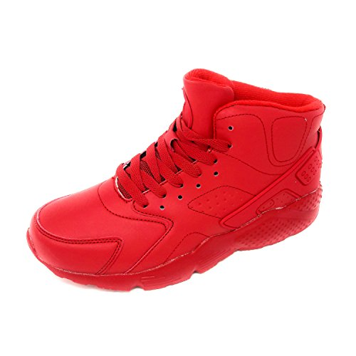 Trainers Top Red Hi Women's H018 JT w1YqZHx