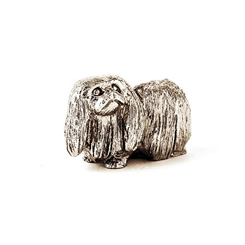 Pekingese Made in UK Artistic Style Dog Figurine Collection