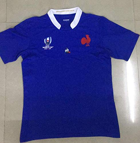PEAK France Home Rugby Jersey World Cup 2019