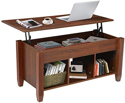 KINGSO Lift Top Coffee Table