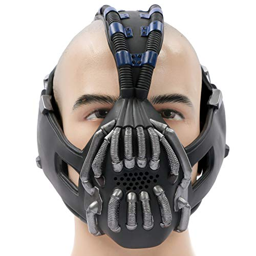 Bane Mask Costume Props TDKR Full Adult Size