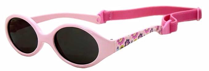 Sonnenbrillen Baby Comfort für Jungen und Mädchen | Alter 6 Monate bis 2 Jahre | sehr komfortabel und sicher | 100% UV Schutz | Kiddus Baby Comfort