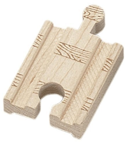 Track 4 Pieces Learning Curve - RC2 / Learning Curve Thomas Wooden Railway 2 Inch Straight Track 4 pieces by Learning Curve