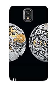 Illumineizl High Quality Swiss Watch Mechanism Case For Galaxy Note 3 / Perfect Case For Lovers