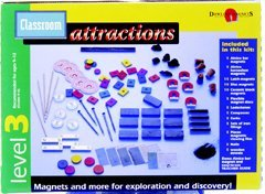 Dowling Magnets DO-731303 Classroom Level 3 Attractions Kit Grade Kindergarten to 1, 2.38