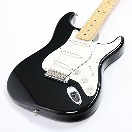 Fender USA/Eric Clapton Signature Stratocaster Black B07DNMXJXV
