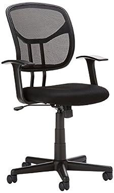 AmazonBasics Mid-Back Mesh Chair went