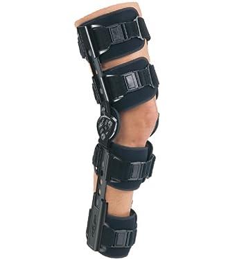 Amazon Com Donjoy 11 9114 9 Trom Leg Brace Advance Cool