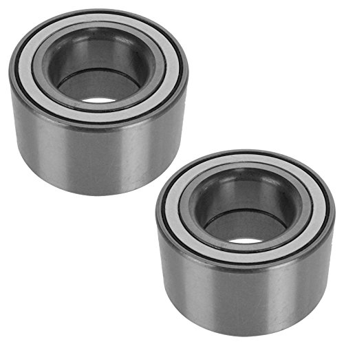 Wheel Hub Bearing with ABS Front LH Driver & RH Passenger Pair for Mazda 3 5 6