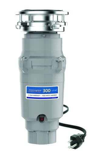Barracuda 1/3 HP Builder Food Waste Disposer