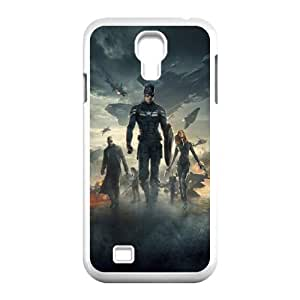 SamSung Galaxy S4 I9500 Captain America 2 Phone Back Case Use Your Own Photo Art Print Design Hard Shell Protection HG091604