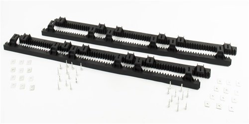Nylon Gear Racks For Sliding Gate Opener Gear Track For