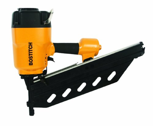 BOSTITCH Framing Nailer, Heavy-Duty Timber, 21 Degree, 5-1 8-Inch BRT130
