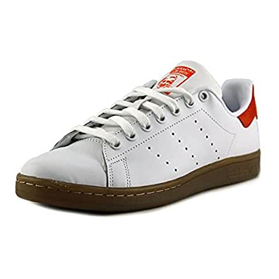 Adidas Stan Smith Men US 7.5 White Sneakers