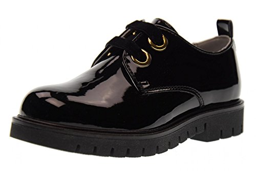100 Giardini Lacées Nero 27 A7326211f Juniors Black Chaussures 30 4Iqqn1Z