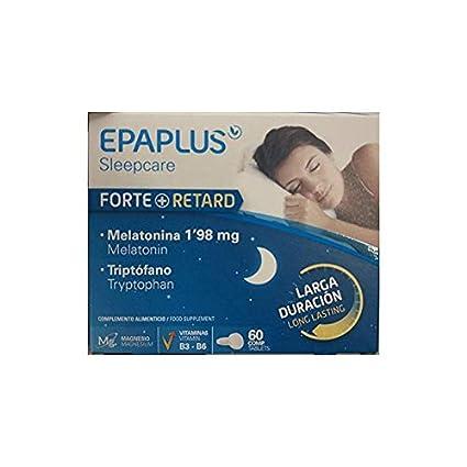 Peroxfarma EPAPLUS MELATONINA FORTE RETARD 60 COMPRIMIDOS