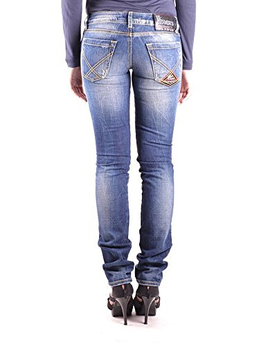 Roy Roger s Damen MCBI262012O Blau Baumwolle Jeans -invasao-das-mega ... c25637489d