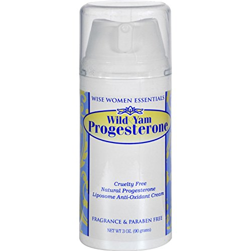 Wise Essential Wild Yam and Progesterone Pump - 3 fl oz