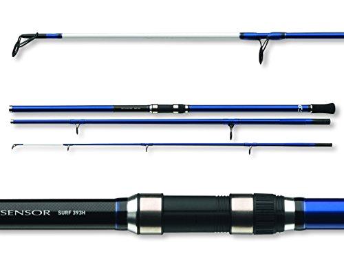 Daiwa Sensor Surf, 453H AD, 15 Feet, 100-250 Gramm, Surfcasting Spinning Fishing Rod, 11807-455