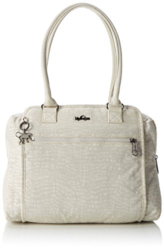 Bianco Faye Donna Borsa Kipling Garden White Fever SIw7SqP