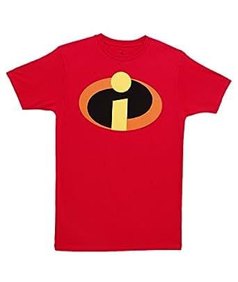 Disney pixar the incredibles logo t shirt for Pixar logo t shirt