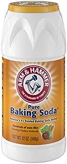 product image for Arm & Hammer 33200-01670 Baking Soda Shaker, 12 oz., (Pack of 12)