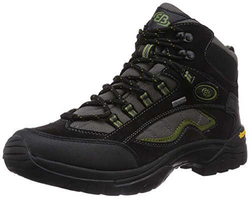 Hiking Trekking and Women's Bruetting Boots Gruen Black High Schwarz Summit Anthrazit qwPTwUX