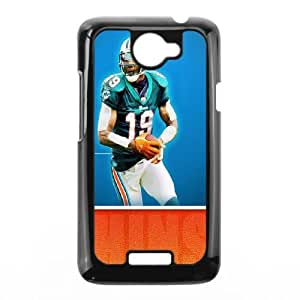 NFL Miami Dolphins For HTC One X Phone Cases GCD21759