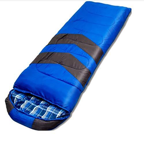 YUN HAI Outdoor-Schlafsack - Umschlag Leichte, tragbare, Winddichte Polyester-Tasche, Warmhalten, Kälteschutz, Camping, Reisen, Wandern, Outdoor-Aktivitäten (größe   1.35kg)