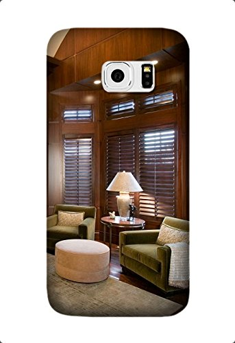 Room pattern cases designed and show your personality by the Samsung Galaxy S6 Edge Plus/S6 Edge+ cases Design By [Raymond Shattuck]