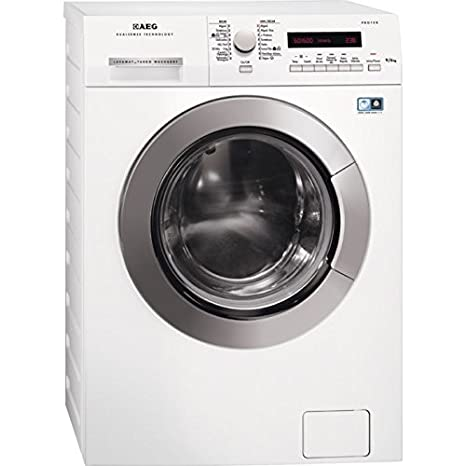 AEG L75695NWD Independiente Carga frontal A Blanco lavadora ...