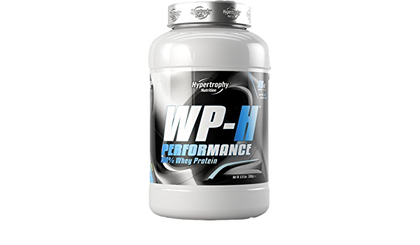 Hypertrophy Performance WP-H 3kg/6,6Lbs (Chocolate): Amazon ...
