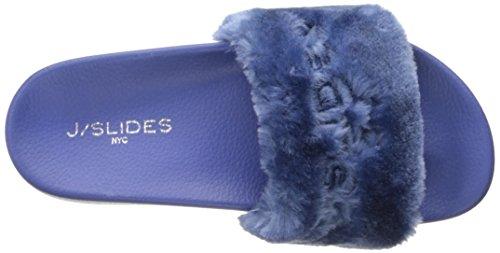 Light Blue Fashion Samantha Slides Sneaker J Women YxwqX4YtC