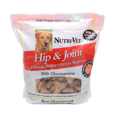 NUTRI-VET - GLUCOSAMINE BISCUIT USA - LARGE 6 LB