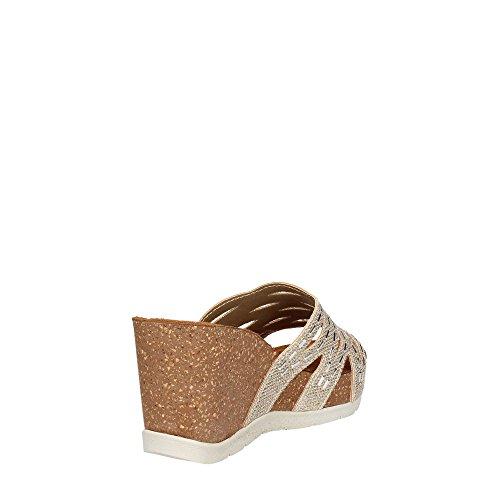 IN BLU BIO - Zapatos de vestir para mujer Platino