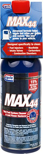 Cyclo - Max44 Total Fuel System Cleaner