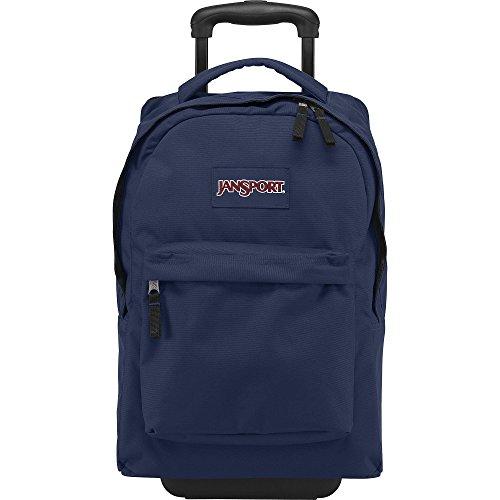 JANSPORT Wheeled SuperBreak Backpack (Navy)