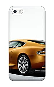 Fashion Tpu Case For Iphone 5/5s- Aston Martin Virage 6 Defender Case Cover