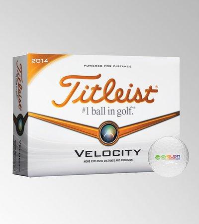 Titleist Velocity Golf Balls Dozen ()