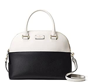 82d6a89fab2d ... Kate Spade Grove Street Carli Leather Crossbody Bag Purse Satchel  Shoulder. upc 098687016735 product image1