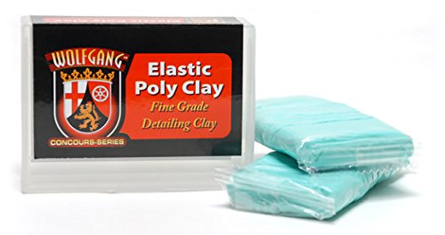 Wolfgang Concours Series WG-9000F Fine Grade 200Gr Clay Bar (2 Pack)