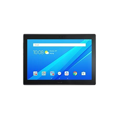 chollos oferta descuentos barato Lenovo Tab4 10 Plus Tablet 10 1 FullHD Procesador Qualcomm Snapdragon 625 RAM de 3GB memoria interna de 32GB Camara de 8MP Sistema Operativo Android WiFi Bluetooth 4 0 color negro