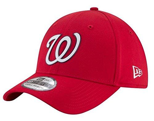 New Era Washington Nationals Baseball Hat Cap MLB 2018 Batting Practice WA (S/M) Red