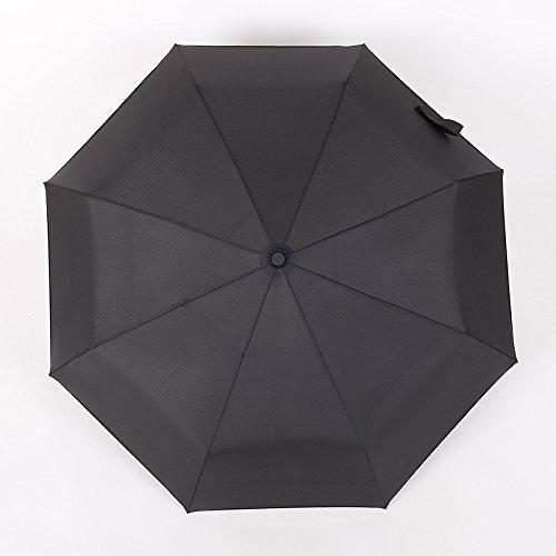 Vivona Automatic Windproof Folding Umbrella Men Women 8 Ribs Umbrellas Travel Lightweight Rain Gear - (Color: 4) by Vivona (Image #3)