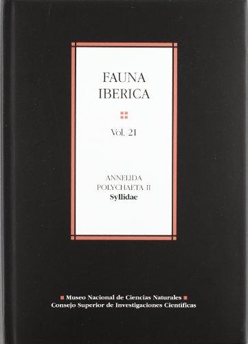 Descargar Libro Fauna Ibérica. Vol. 21. Annelida Polychaeta Ii: Syllidae Guillermo San Martín Peral